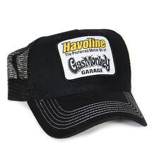 NEW Gas Monkey Garage Havoline Motor Oil Mesh Snapback Trucker Hat Ball Cap NWOT