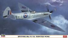 Hasegawa 07321 Spitfire Mk.VII/VIII 'Pointed Wing' 1:48