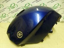 YAMAHA FJR1300 2004 5VS ABS PETROL FUEL TANK DEEP PURPLISH BLUE SEE DESCRIPTION