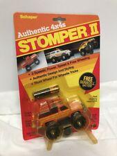 New NIB Vintage 1980 Schaper Stomper II Ford Ranger Battery Toy #863