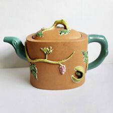 ROC Chinese Yixing Zisha Teapot Trunk 1