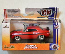 M2 MACHINES GROUND POUNDERS 1970 DODGE CHALLENGER R/T 383 R15