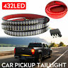 "60"" Truck Tailgate 432 LED Light Bar Brake Reverse Turn Signal Stop Tail Strip"