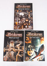 The Metabarons Lot of 3: #1, 2, 3 (#1-14), TPB, 1st Printing, Jodorowsky