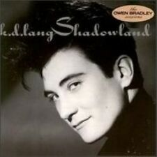 KD Lang Shadowland - US LP Album