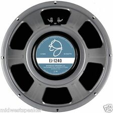 "Eminence EJ-1240 12"" Alnico 40 watt Eric Johnson Signature Guitar Speaker 8 ohms"