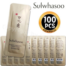 Sulwhasoo Essential Perfecting Firming Cream 1ml x 100pcs (100ml) Sample Newist