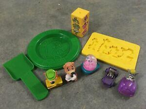 Hanna Barbera Yogi Boo Boo Bear Snagglepuss Tom & Jerry toys Arbys 1990s DQ Subw