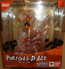 ONE PIECE FIGUARTS ZERO PORTGAS.D.ACE BROTHER'S BOND BANDAI 2017