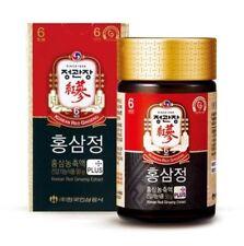 Cheong Kwan Jang Korea Red Ginseng 6year Extract Hong Sam Jung 240gx1 Aug31,2017