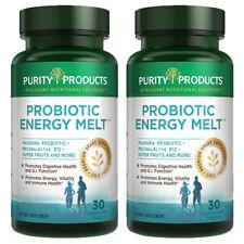 Probiotic Energy Melt  with Vitamin B-12 ProDura Probiotic Purity 2X30caps