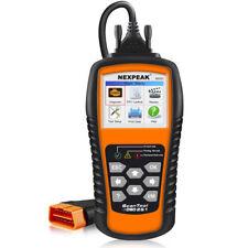 OBD2 Automotive Scanner NEXPEAK NX501 Auto Diagnostics Scanner Free Update