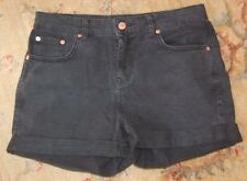 TOPSHOP High-Waisted Shorts - Size 12