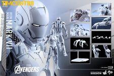 Ready! Hot Toys MMS329 Iron Man 2 Mark VII 7 Sub Zero Normal Edition 1/6
