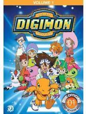 Digimon: Digital Monsters - The Offical First Season, V (2012, REGION 1 DVD New)