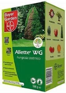 Bayer ALIETTE WG Fongicide. Formato 500 gr + PROMOCIÓN regalo abono granulado