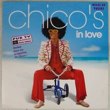 Chico's in love Maxi 45 tours Universal Mobile 2002