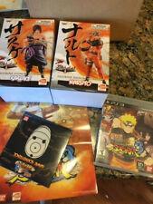 Naruto Shippuden Ultimate Ninja Storm 3: Collector's Fire Edition PS3 Sasuke Fig