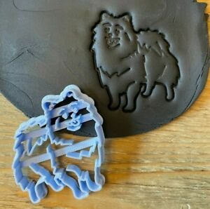 Pomeranian Dog Cookie Cutter, biscuit cutter, cute animal, pets