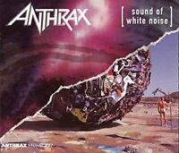 Anthrax - Sound Of White Noise/Stomp 442 [CD]