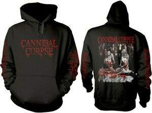 CANNIBAL CORPSE TOMB OF THE MUTILATED HOODIE XL NEW OFFICIAL