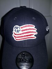 New England Revolution Major League Soccer New Era Revs Cap Hat MLS headwear