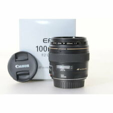 Canon EF 2,0/100 USM - #2518A012 - Canon EF 100mm F/2 USM Objektiv