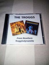 The Troggs – From Nowhere/Trogglodynamite CD NUOVO