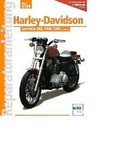 Reparaturanleitungen Harley-Davidson Sportster 883, 1100, 1200