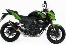 Z750 2007/12 scarico pot silencieux exhaust escape LEOVINCE SBK NERO Z 750 R