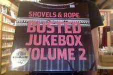 Shovels and Rope Busted Jukebox Volume 2 LP sealed 180 gm vinyl + download