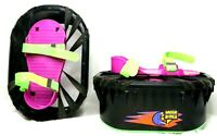 Big Time Moon Shoes Bouncy Shoes - Mini Trampolines For your Feet - Vintage 1989