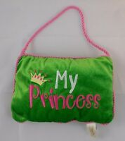 "Dan Dee Pillow Sign My Princess 9"" Wide Stuffed"