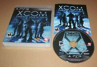 XCOM: Enemy Unknown for PlayStation 3 Complete Fast Shipping