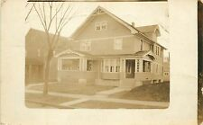 1924 RPPC Postcard; Craftsman Style Bungalow House, Rochester NY Posted