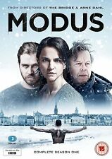 MODUS 1 (2015/2016): Swedish Psychological Thriller TV Season Series  - DVD NEW