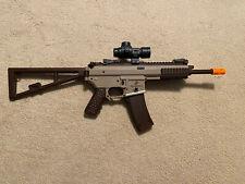 spring powered airsoft gun