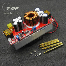 1800W 40A DC-DC Boost Converter Step Up Power Supply Module Constant Current
