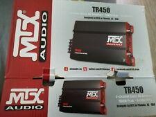 Amplificateur MTX