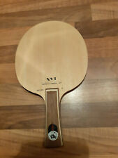 2 x Chinesisches Tischtennis Holz All Power Carbon mit Ayous Holz
