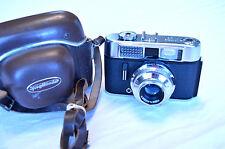 Voigtlander Vito CD 35 mm Camera with Voigtlander Lanthar 2.8/50 mm Lens (CA-43)