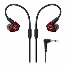 audio-technica ATH-LS200 Balanced Armature In-Ear Headphones NEW from Japan F/S