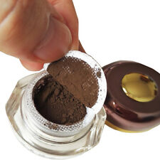 Microblading Eyebrow Tattoo Pigment Ink Powder Permanent Makeup Deep Brown