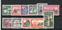 New Zealand 1940 Officail opt set to 2s MH