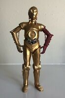2015 C-3PO Red Arm HASBRO Star Wars The Force Awakens 12 inch 1/6 Scale Figure