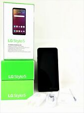 "BRAND NEW LG STYLO 5 - 32GB, Grey 6.2"" Full HD+ Display Android Cricket Wireless"