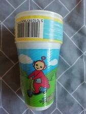 NEW Sealed. Disposable Plastic cups TELETUBBIES 8 in Pack Deeko Party Products