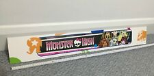 Monster High Dolls Advertising Display Wall Kids Room Card Cave Toys R Us