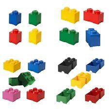 Room Copenhagen Rc40011730 LEGO Boîte de Rangement Brique Plastique Rouge 45 x