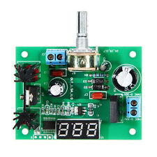 LM317 Adjustable Voltage Regulator Step-down module AC/DC to 5v 12v LED display